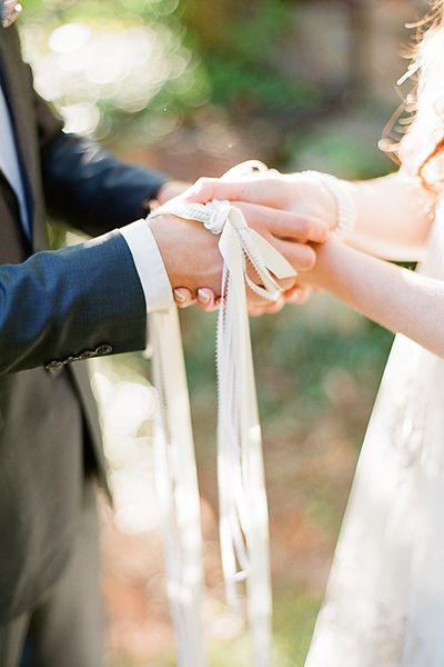 Handfasting / Wedding